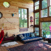 Off grid treehouse in an ecovillage