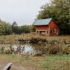 Beehive Cabin, Sleep Library & Tipi