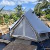 Single 'Small Island' Yurts