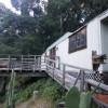 Rustic Tree House Trailer Retreat