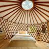 Yurt Glamping Santa Barbara Site 2