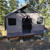 Ghost Town Glamping Lodge Tent