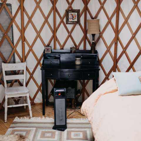 Small Yurt Tucked In The Woods Hipcamp 14 Hipcamper Reviews And