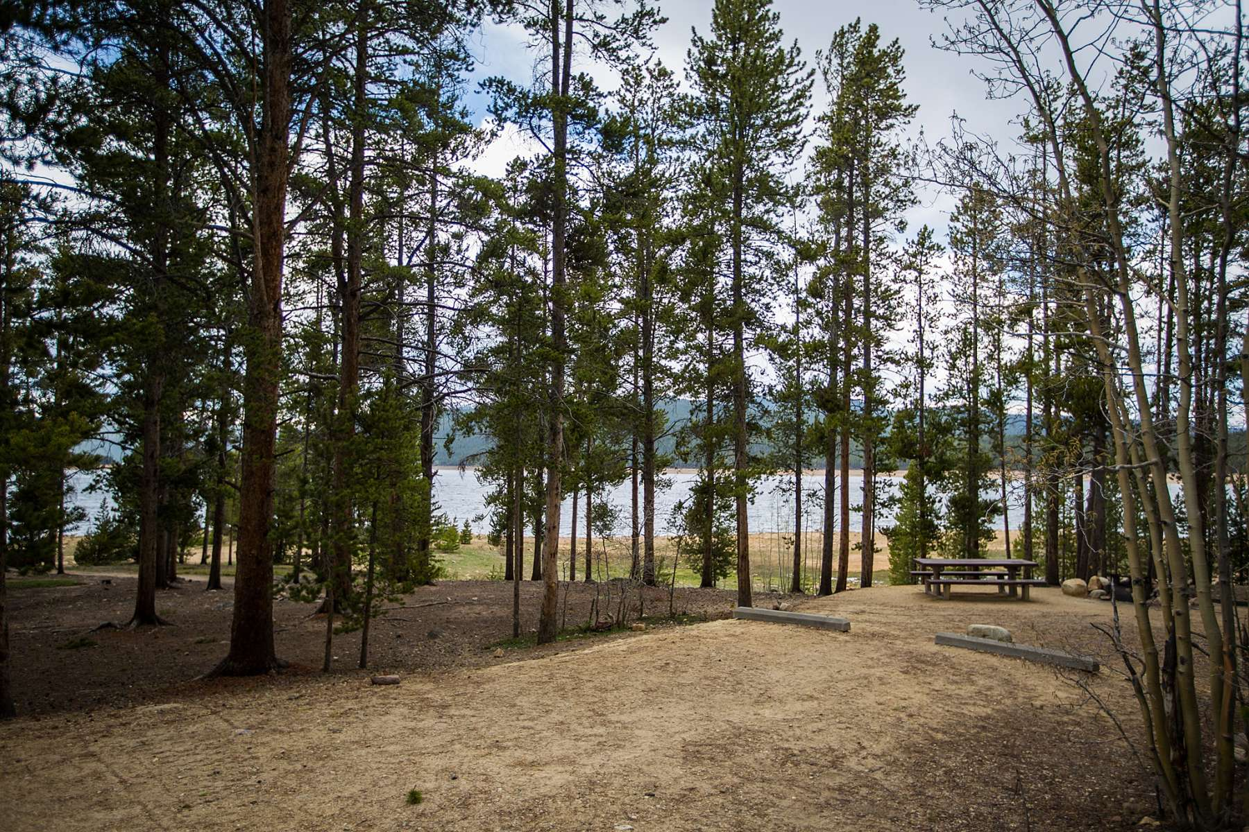 Molly Brown Campground, San Isabel, CO: 1 Hipcamper Review And 4 Photos