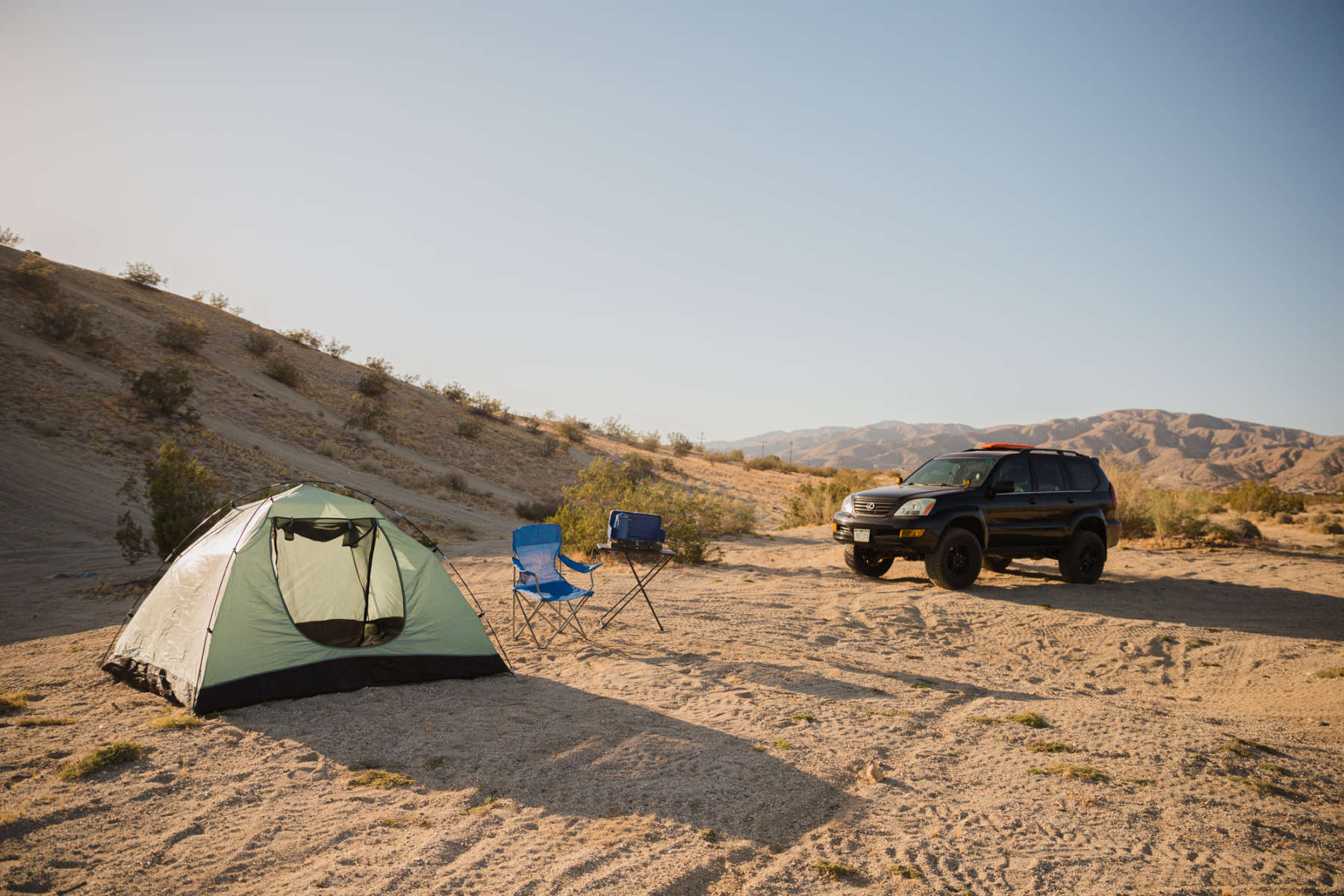 Image result for joshua tree national park camping